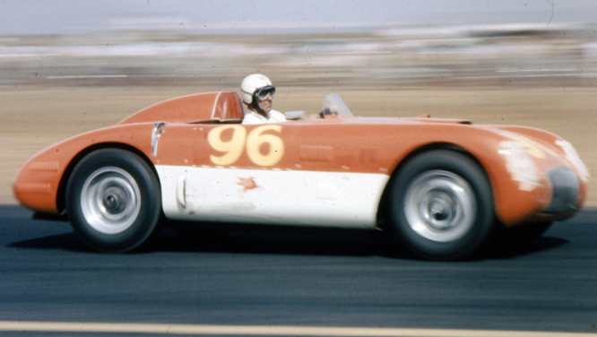 Kurtis Buick 500X, San Diego, Carlyle Blackwell