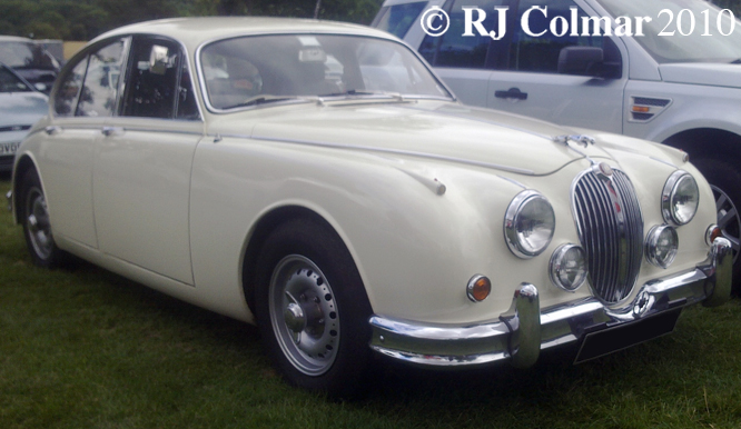Jaguar, 3.8, Mk 2, Prescott VSCC