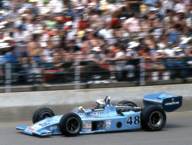 Eagle Offenhaser 7400, Indy 500
