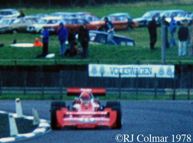 Foyt / Foyt t/c, Silverstone