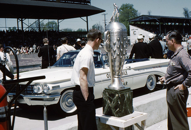 Borg Warner Trophy, Indianapolis Motor Speedway