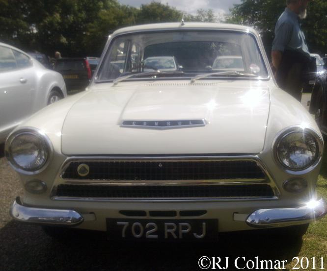 Lotus Ford Consul, Castle Combe C&SCAD