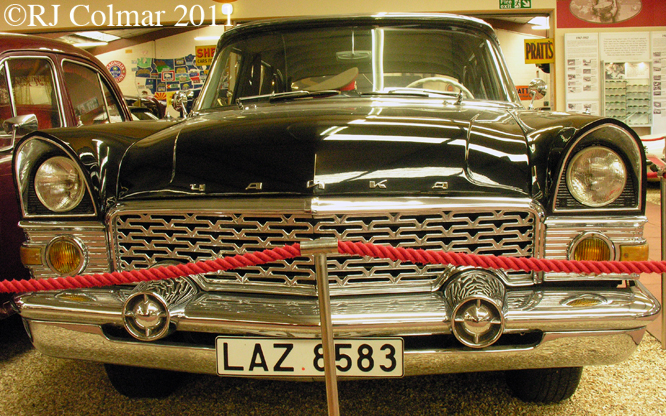 GAZ M13 Chaika, Haynes International Motor Museum