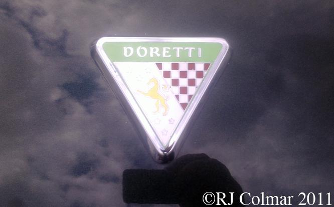 Doretti, Castle Combe, C&SCAD