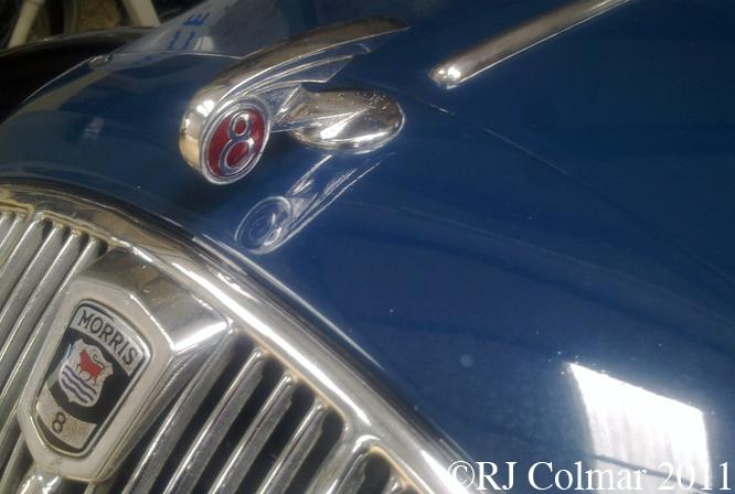 Morris 8, Atwell Wilson Motor Museum, Calne