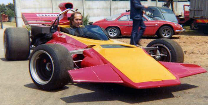 Connew Ford PC 1, Le Mans