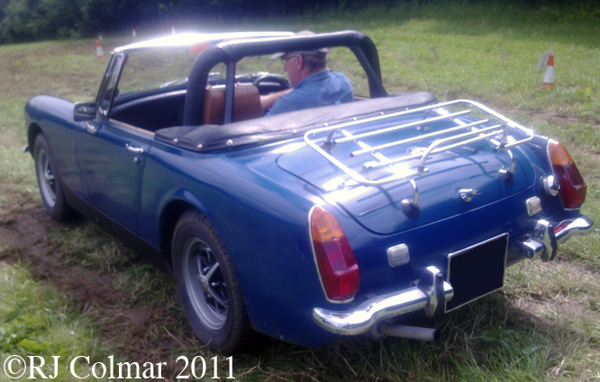 MG Midget, BPMC, Auto Gymkhana