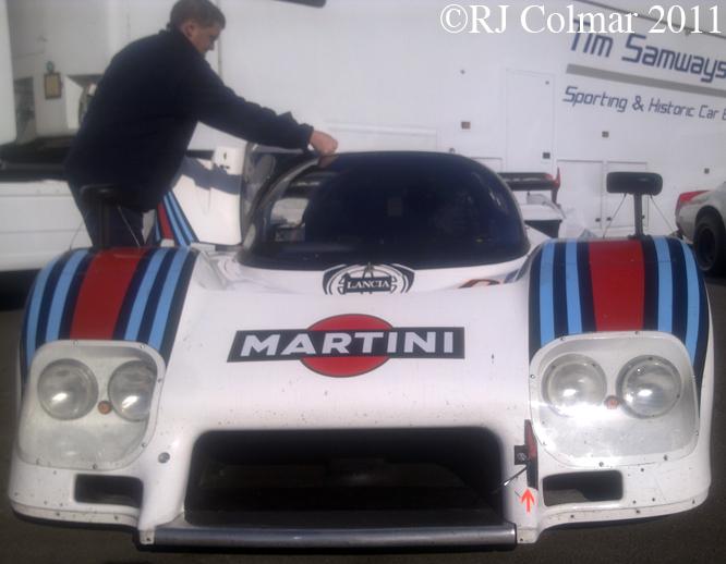 Lancia LC2 - Silverstone Classic PD