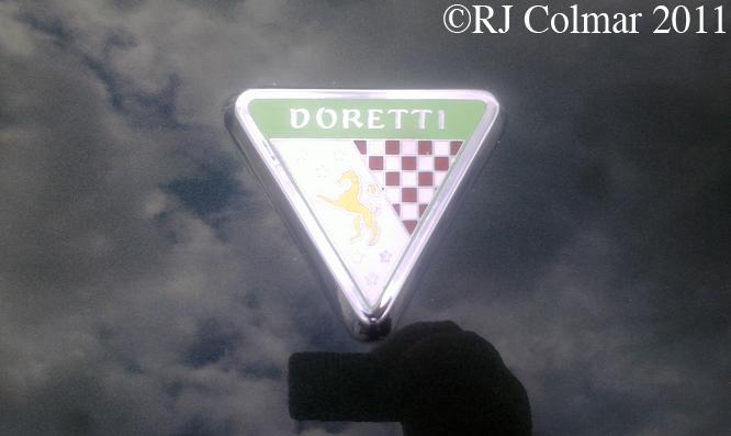 Doretti, Castle Combe C&SCAD