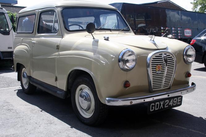 Austin A35 Van