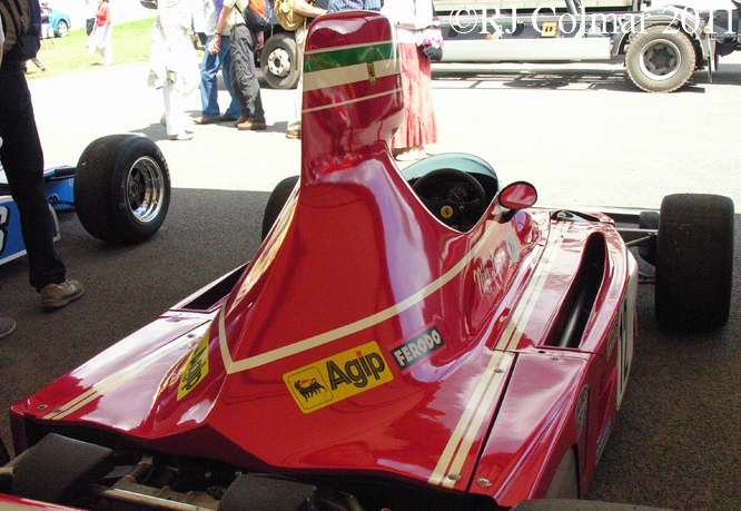 Ferrari 312 B3, Goodwood, FoS
