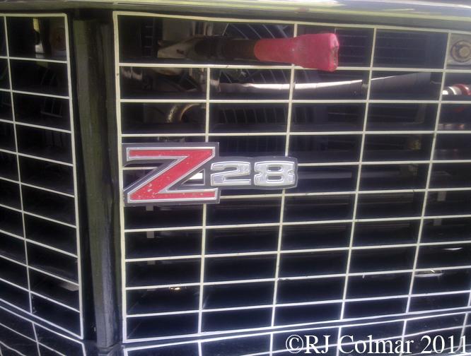 Chevrolet Camaro Z28, Castle Combe TB