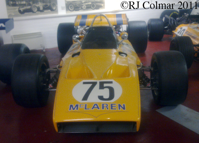 McLaren M15, Donington Park Museum