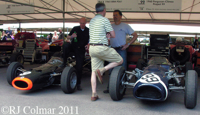 BRM P261, Goodwood FoS