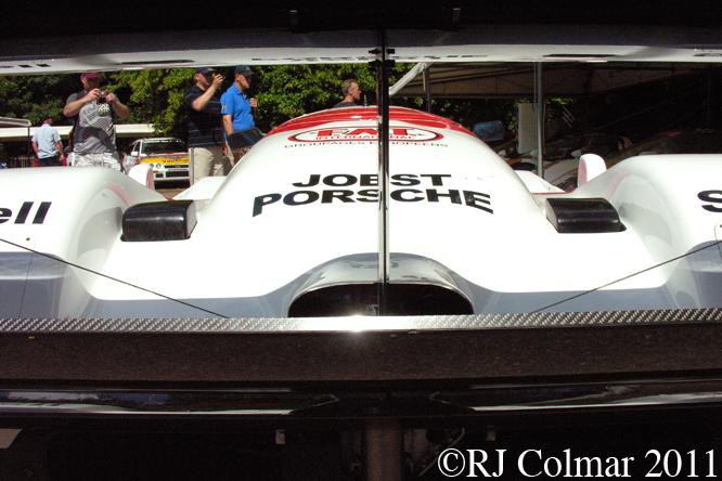 Joest Porsche 962 C - Goodwood FoS