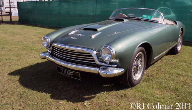 Aston DB2/4, Touring, Silverstone Classic
