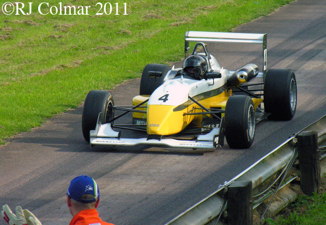 Stuart, Wiltshire, Dallara F302/04, Castle Combe, BECRW