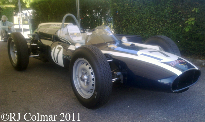 Kimberely Special, Cooper Climax T54, Goodwood FoS