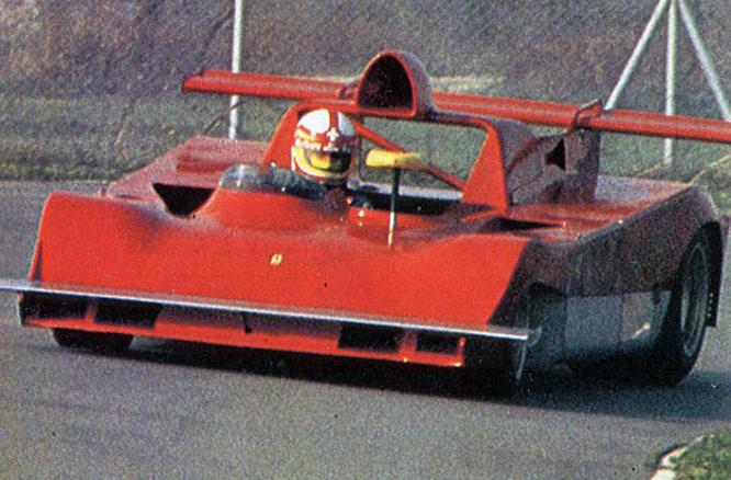Ferrari P312 #0876 ?