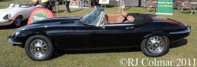 Jaguar E-Type, Siverstone Classic