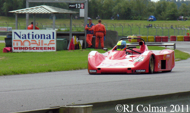 Craig Mitchell,  Lola Duratec T88/90, Catle Combe