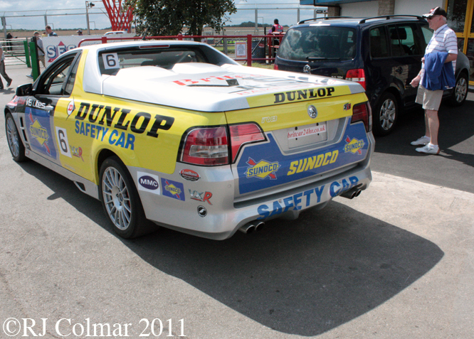 HSV Maloo R8, Castle Combe