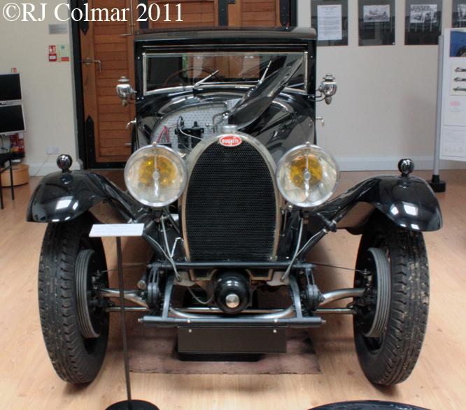 Bugatti T38, Bugatti Trust