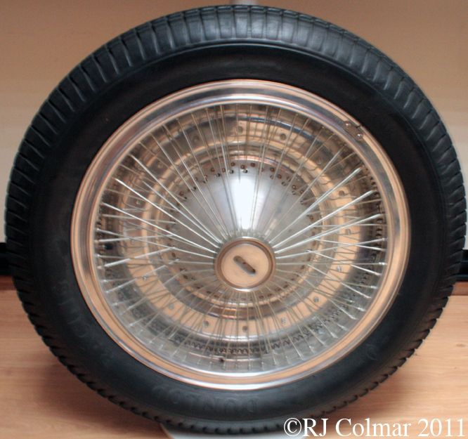 Bugatti T59 Wheel, Bugatti Trust