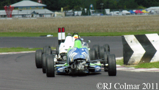 Formula Ford 1600, Castle Combe