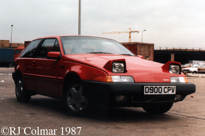 Worth Getting Up At Dawn For Volvo 480 Club Europe