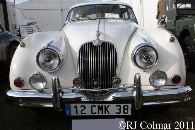 Jaguar XK 150 Foxbat, Goodwood, Revival