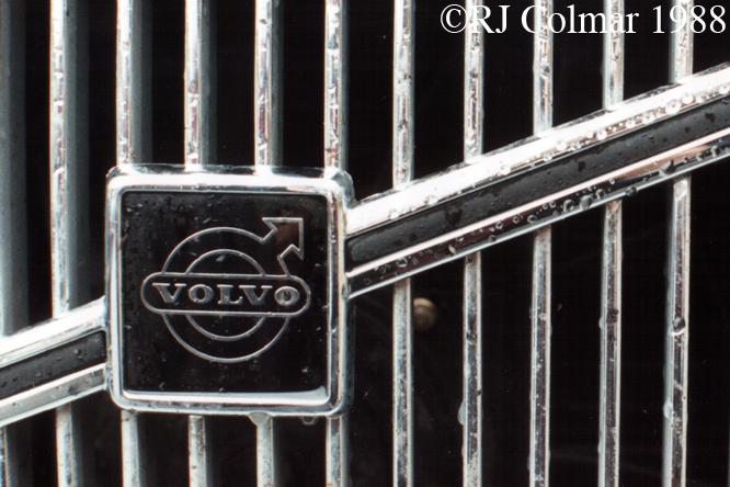 Volvo 760 Turbo, Streatham