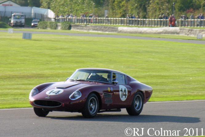 Ferrari 250 GT Drogo, Goodwood Revival
