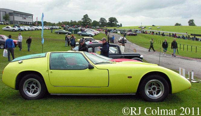 Piper GT, Gold Cup, Oulton Park