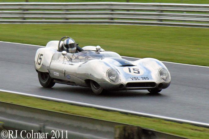 Ewan McIntyre, Lotus 15, Oulton Park, 2011