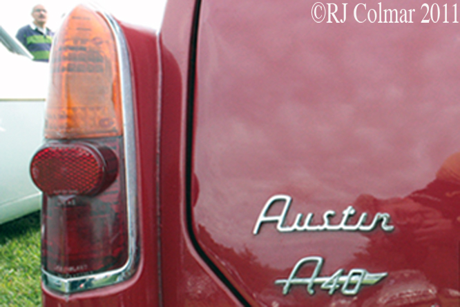 Austin A40 Countryman, Goodwood Revival