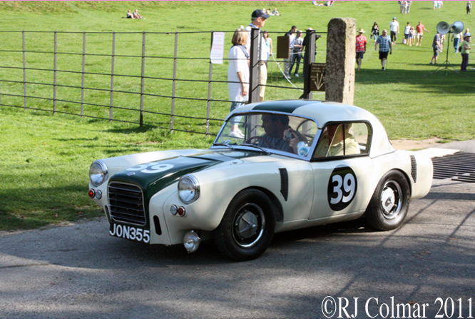 Berkley B105, Neil Barber, Dyrham Park