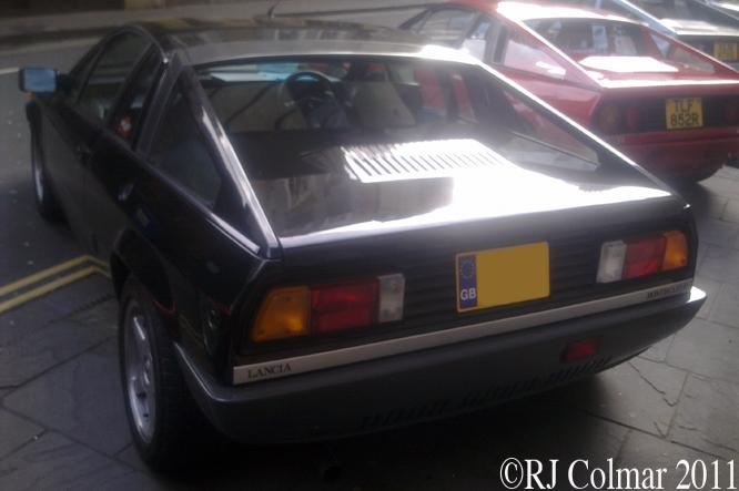 Lancia Montecarlo, Bristol IAMF