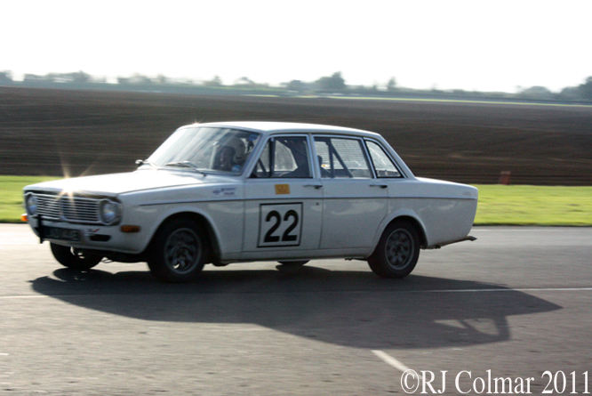 John Dando, Volvo 144, The Regency Pegasus Sprint, 15 10 2011 
