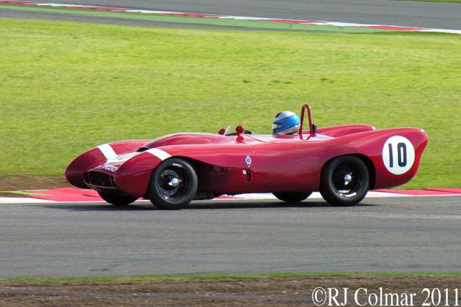 Lotus X - Silverstone Classic