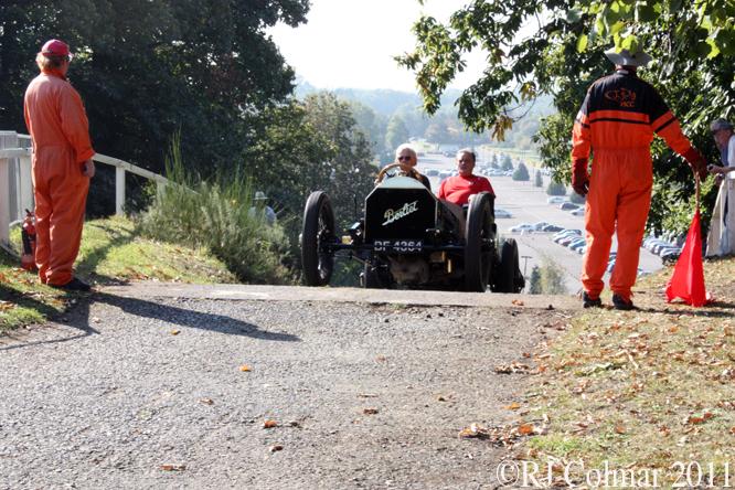 Berliet V8, Brooklands