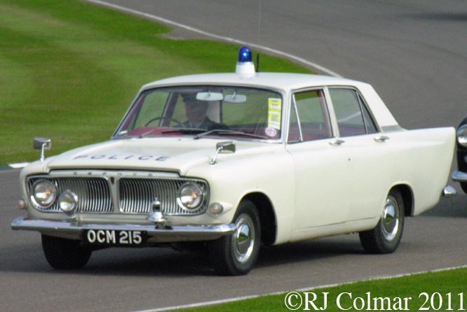 Ford Zephyr 6, Mk3, Goodwood Revival