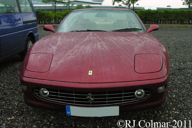 Ferrari 456M, Silverstone Classic