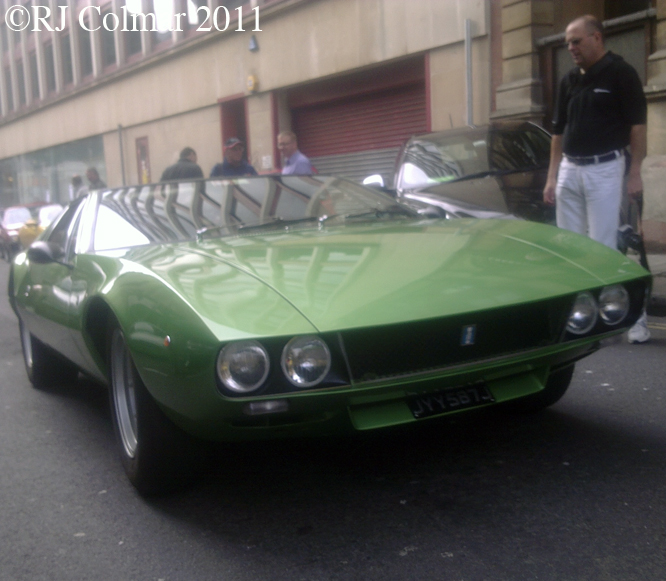de Tomaso Mangusta, BIAMF