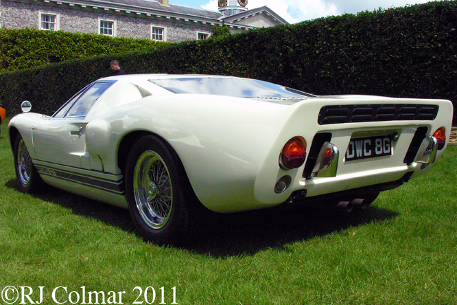 Ford GT40 Mk III, Goodwood FoS