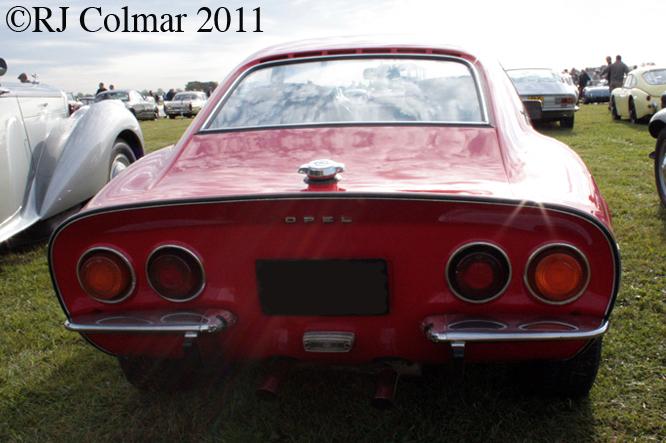 Opel GT, Goodwood Revival