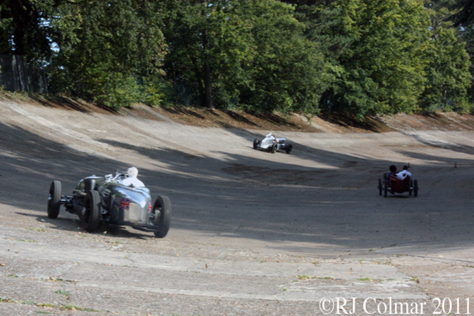 Brooklands, William Boddy,