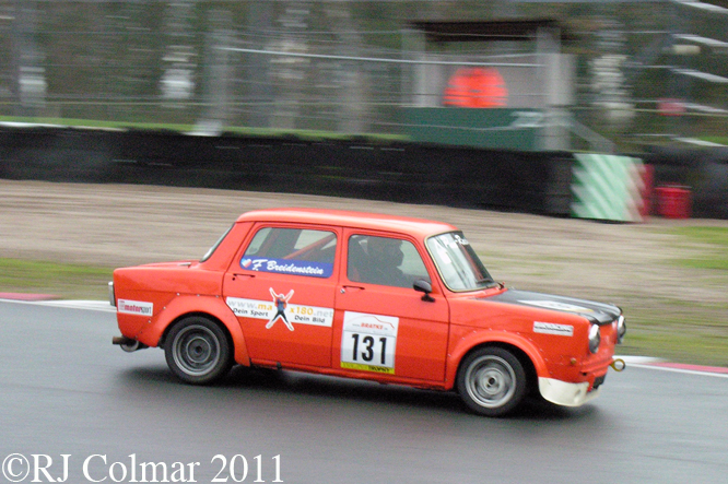 Simca, Oulton Park