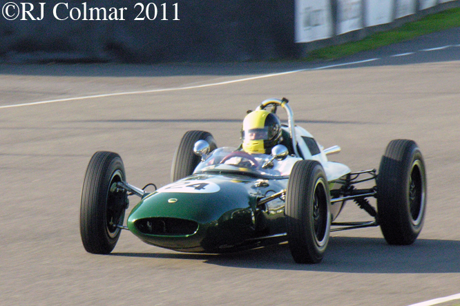 Lotus Climax 24, David Coplowe, Goodwood Revival