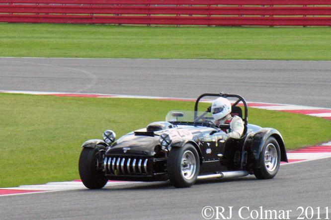 Kurtis 500S, Silverstone Classic